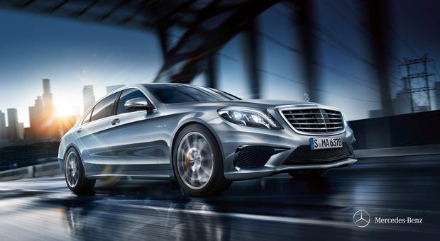 Mercedes-Benz Neuwagen