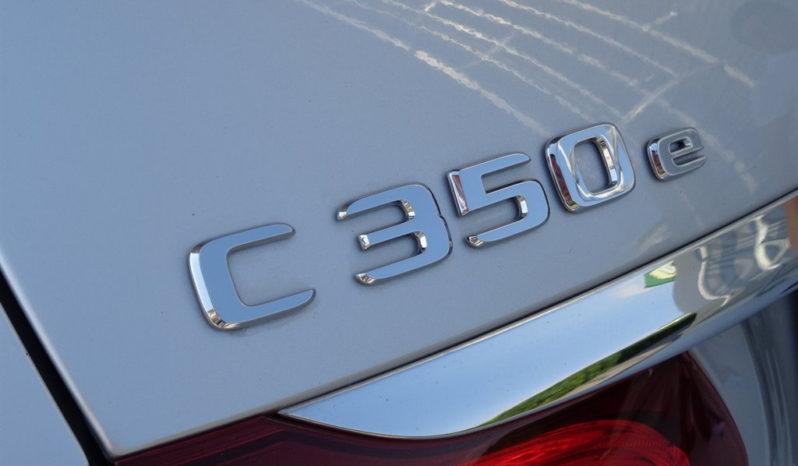 Mercedes-Benz C-Klasse T-Modell S205 (ab 2013) C 350 e voll