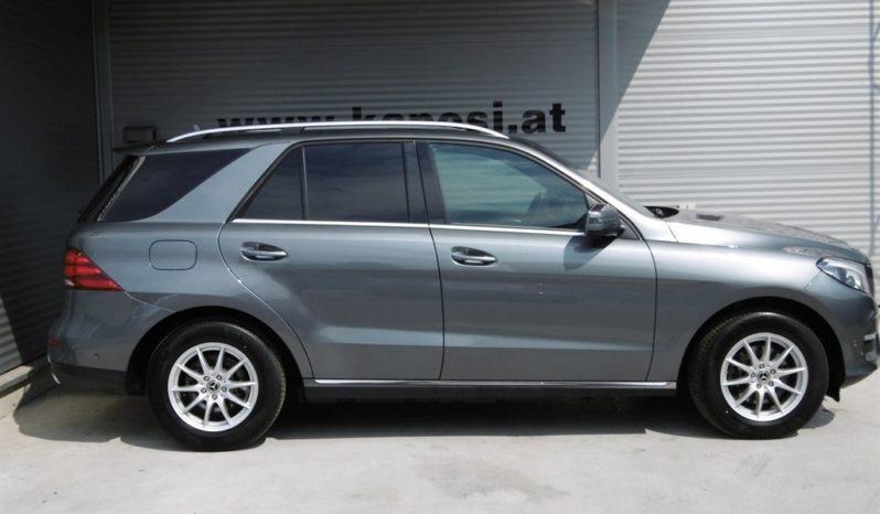 Mercedes-Benz M-Klasse W166 (ab 2011) GLE 350 d 4MATIC voll
