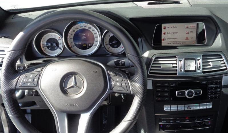 Mercedes-Benz E-Coupé (ab 2009) E 350d Coupe voll