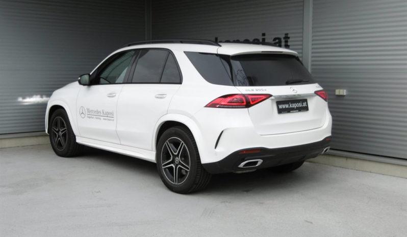 Mercedes-Benz GLE 300 d 4MATIC voll