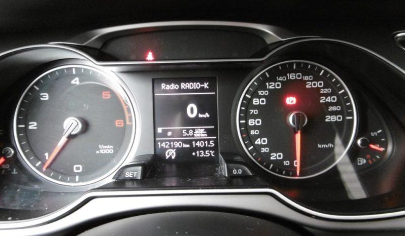 Audi A4 Avant 2,0 TDI voll