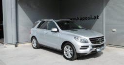 Mercedes-Benz M-Klasse W166 (ab 2011) ML/GLE 350 BT/d 4M
