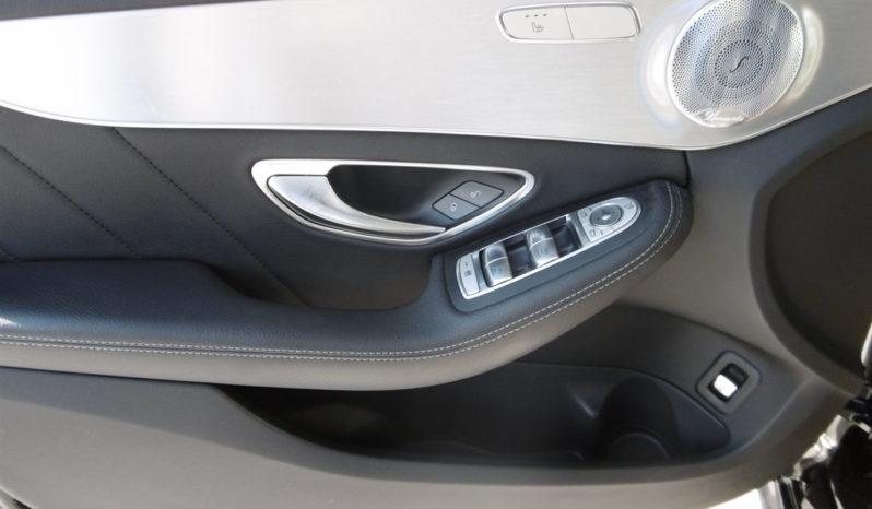 Mercedes-Benz C-Klasse C 220d Bluetec voll