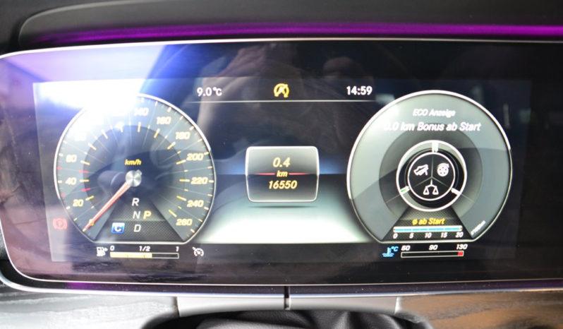 Mercedes-Benz E-Klasse T-Modell (S213) ab 201601 E 220 D T voll