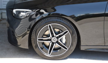 Mercedes-Benz C-Klasse Limousine W206 ab 2021 C 220 d voll