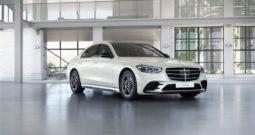 Mercedes-Benz S-Klasse S 350 d 4MATIC Limousine