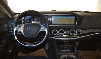 Mercedes-Benz S-Klasse Limousine (ab 2013) S 500 4MATIC voll
